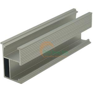 Thanh nhôm lắp pin mặt trời dài 4.2m
