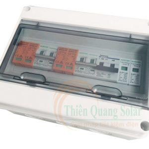 Tủ điện năng lượng mặt trời 5kw 1 pha
