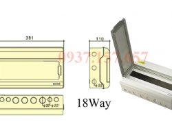 Tủ điện solar chuyên dụng