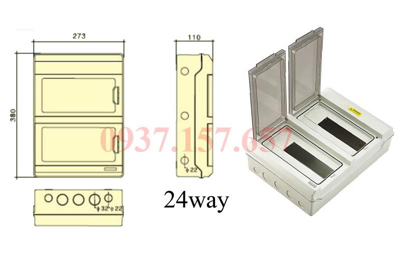 Tủ điện solar áp mái