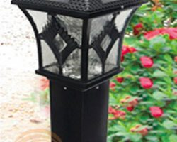 REVIEW thực tế Đèn năng lương mặt trời TQS-4071